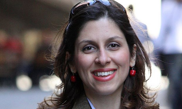 Nazanin Zaghari- Ratcliffe a project manager with Thomson Reuters  Foundation jailed while on a visit to Iran in April, has reached the